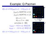 example q pacman