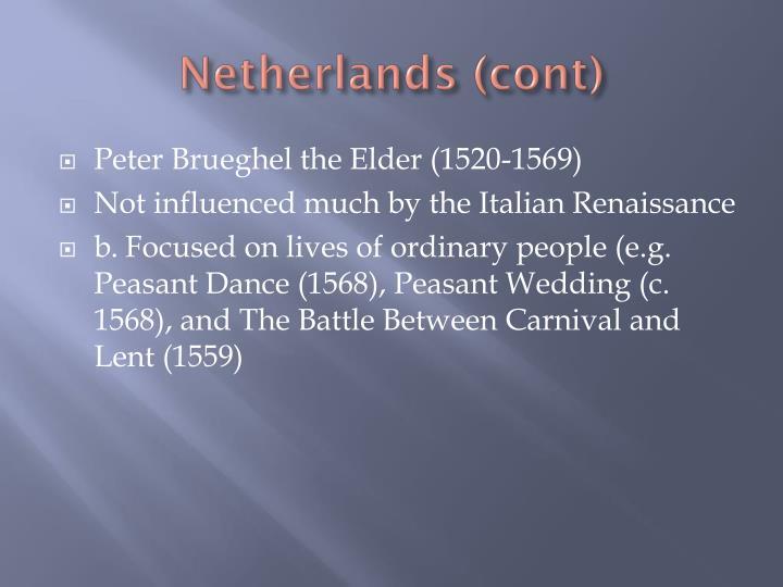 Netherlands (