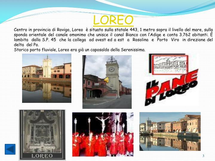 LOREO