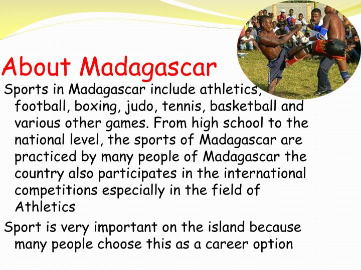 About Madagascar