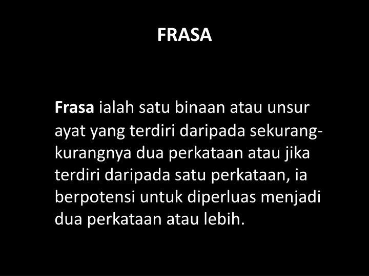 FRASA