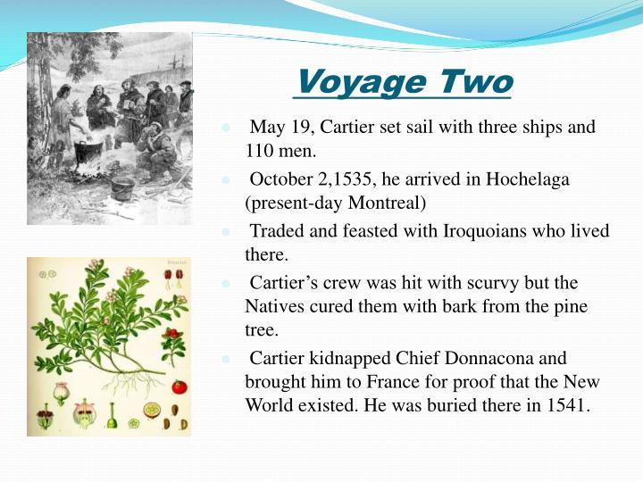 Voyage T