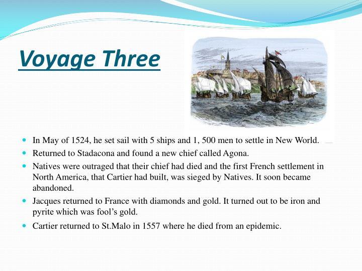 Voyage Three