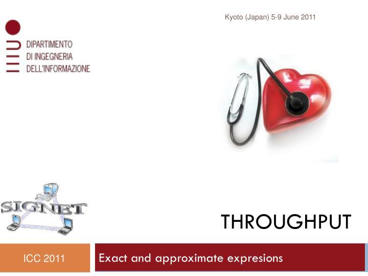 Kyoto (Japan) 5-9 June 2011