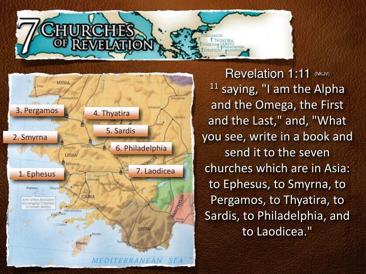 Revelation 1:11