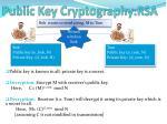 public key cryptography rsa