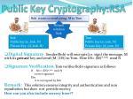 public key cryptography rsa1