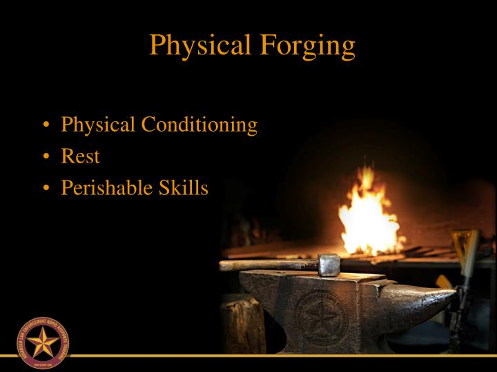 Physical Forging