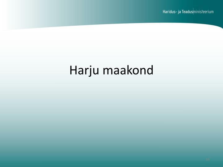 Harju maakond