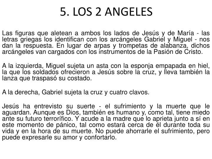 5. LOS 2 ANGELES