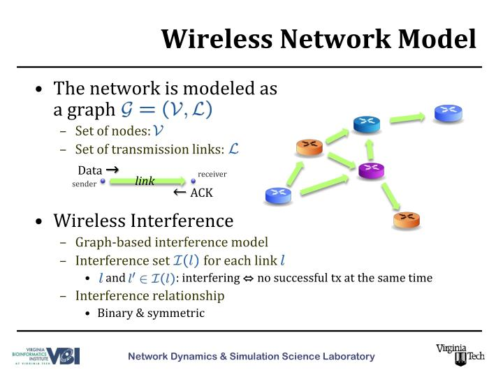 Wireless Network Model