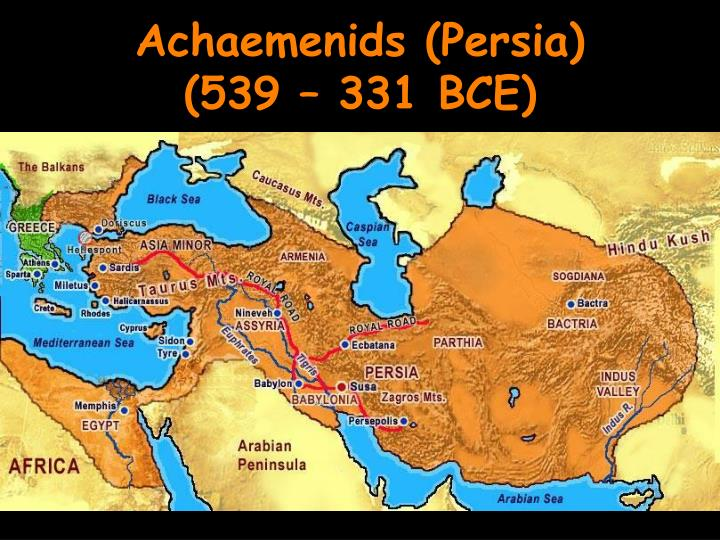 Achaemenids (Persia)