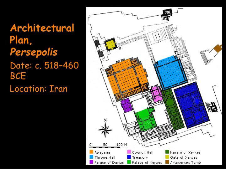 Architectural Plan,