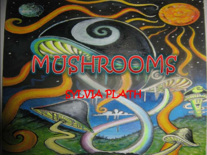 Sylvia Plath - Mushrooms Critical analysis of the poem?