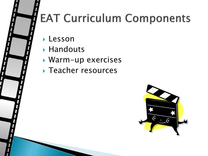 EAT Curriculum Components