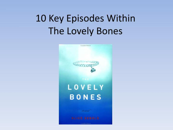 The Lovely Bones Essay