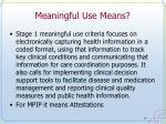 meaningful use means1