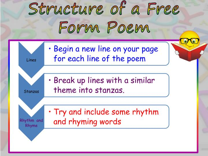 Structure of a Free Form Poem