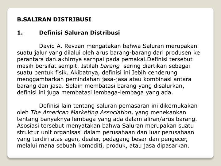 B.SALIRAN