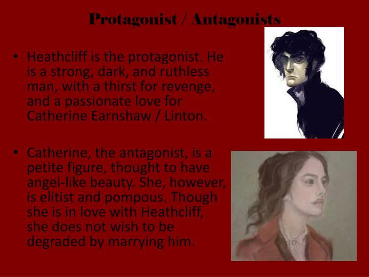 Protagonist / Antagonists