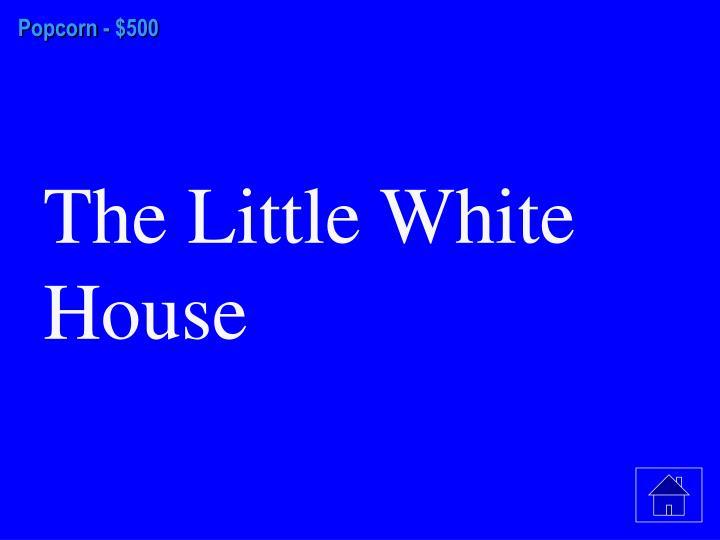 Popcorn - $500