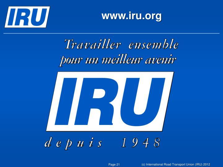www.iru.org