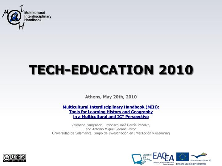 Tech education 2010