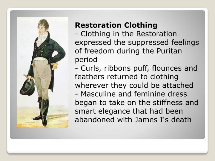 Restoration Clothing