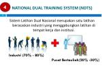 national dual training system ndts