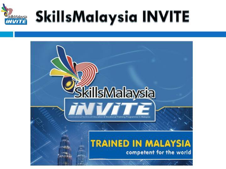 SkillsMalaysia INVITE