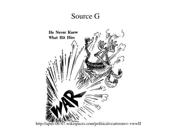 Source G