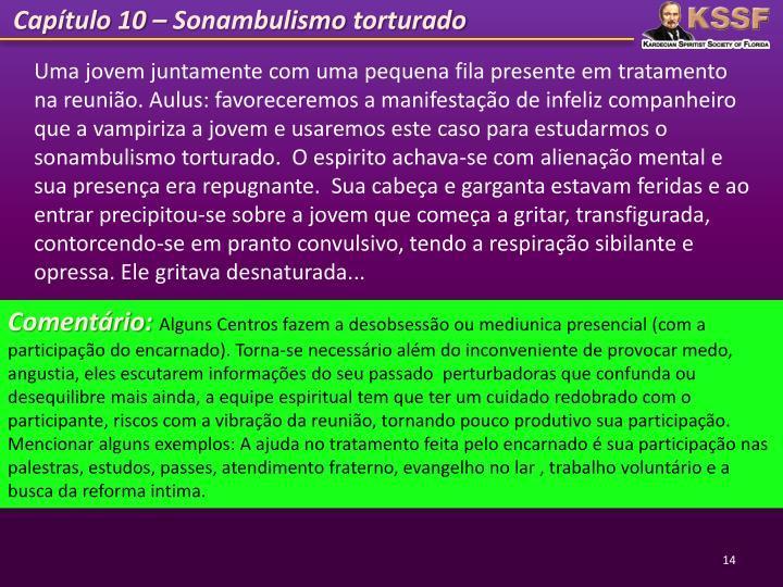 Capítulo 10 –