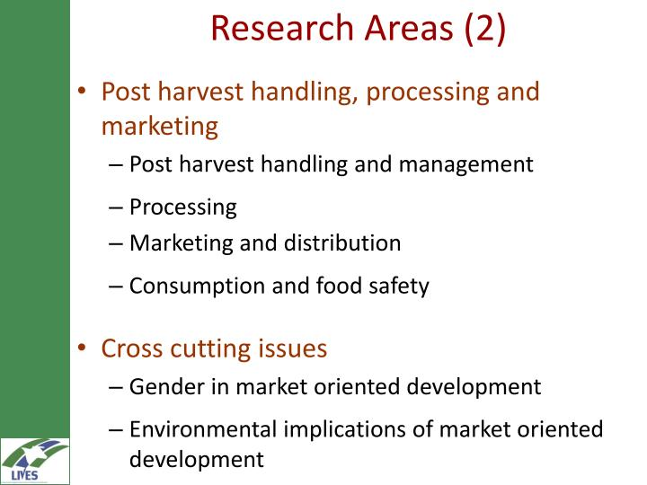 Research Areas (2)
