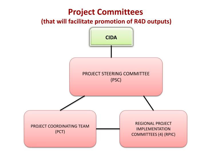 Project Committees