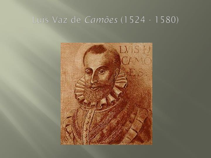 Luís Vaz de