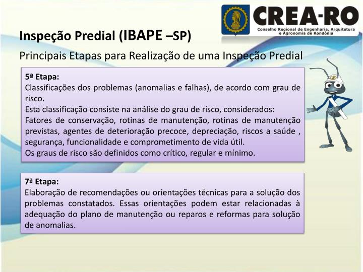Inspeção Predial (
