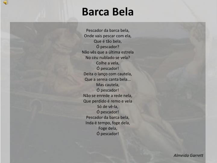 Barca Bela