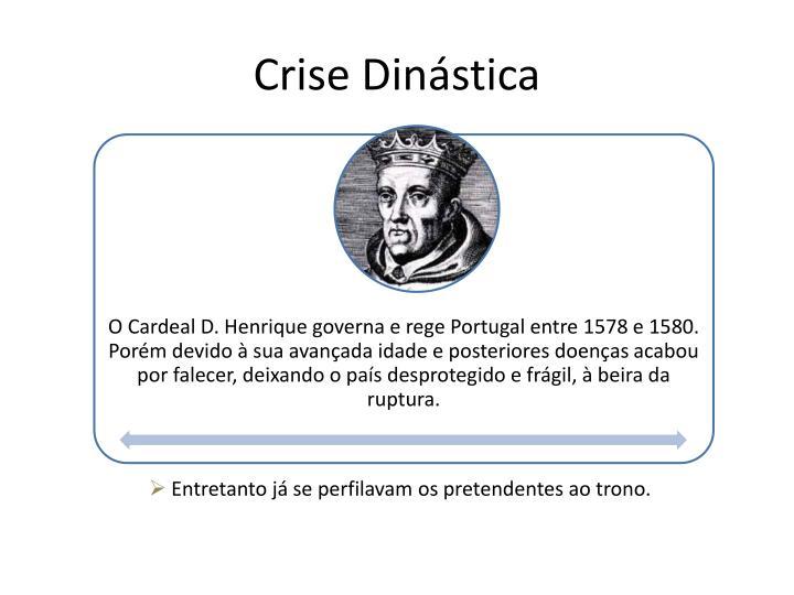 Crise Dinástica