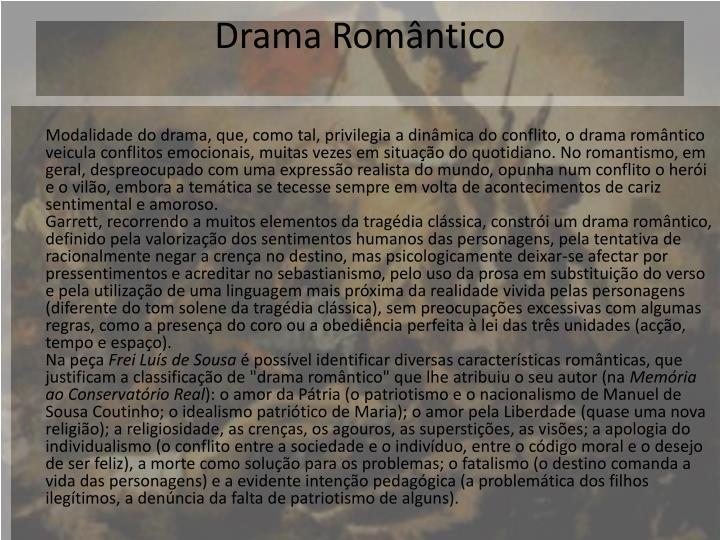 Drama Romântico
