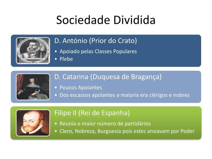 Sociedade Dividida