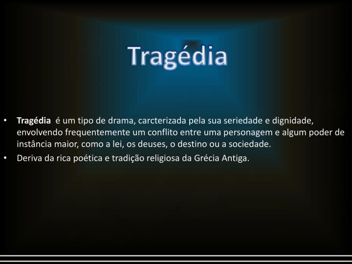 Tragédia