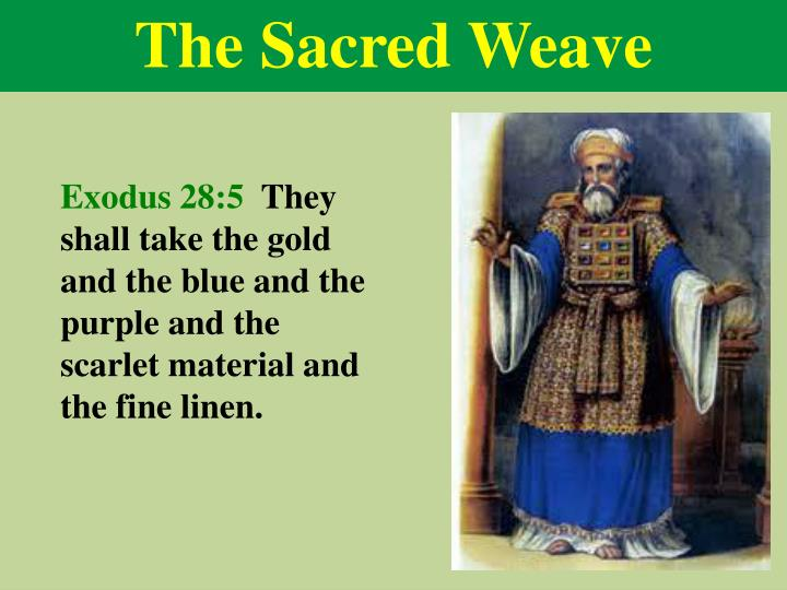 The Sacred Weave