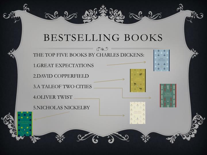 BESTSELLING BOOKS