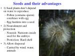 seeds and their advantages