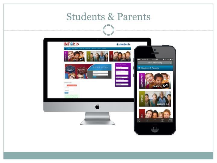 Students & Parents