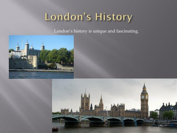 London's History
