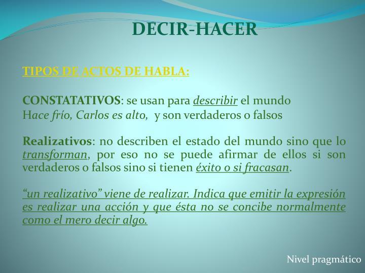 DECIR-