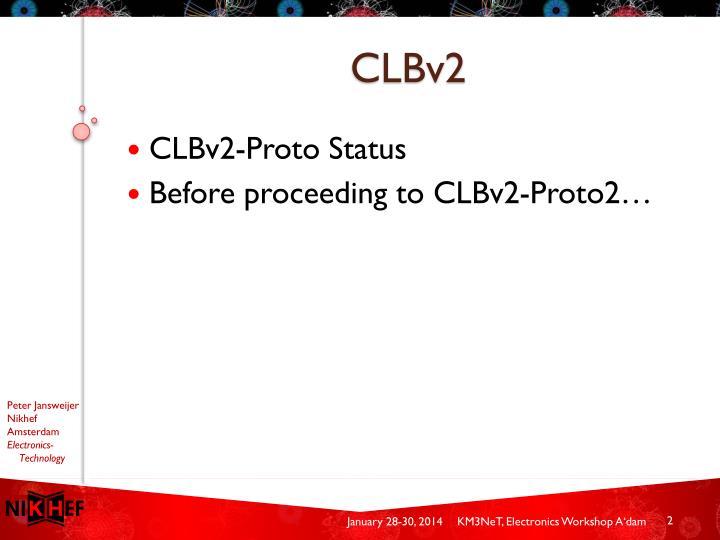 CLBv2