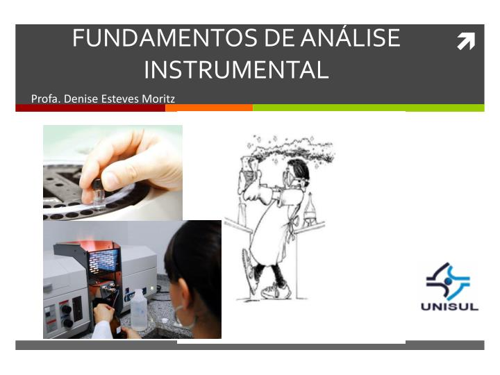 Fundamentos de an lise instrumental