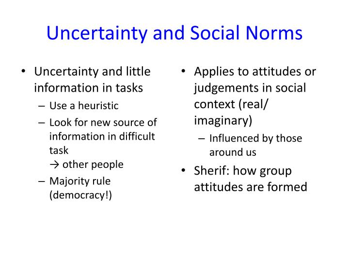 social norms report Breaking social norm essays and research papers breaking social norm soc in current social business, the written standard plays a significant role in.